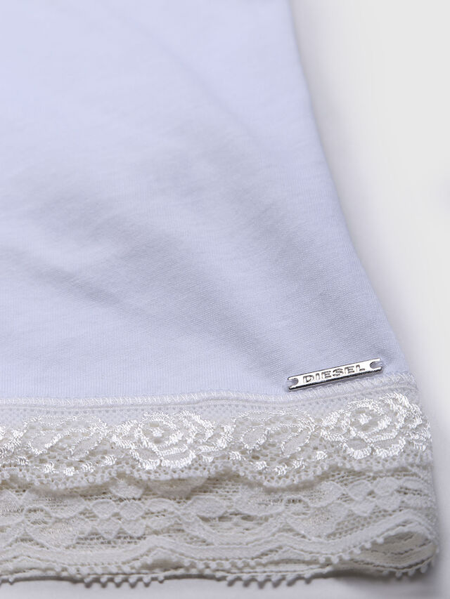 Diesel - TAPUL, White - T-shirts and Tops - Image 3