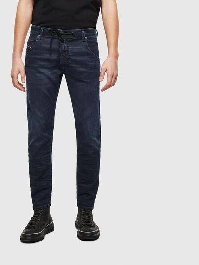 Diesel - Krooley JoggJeans 069MG, Dark Blue - Jeans - Image 1