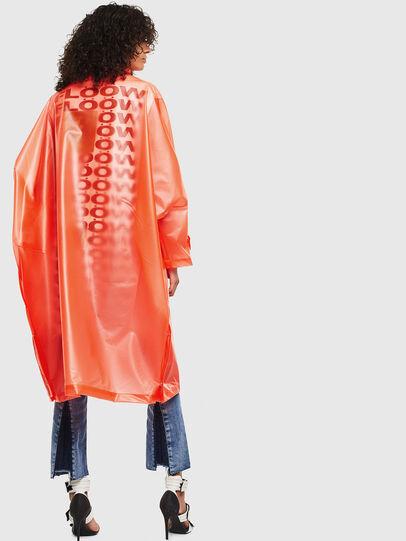 Diesel - G-TAKY-A, Orange - Jackets - Image 2