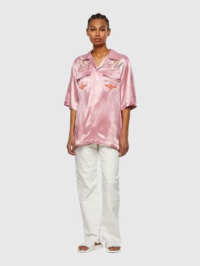 Diesel - S-MITCH, Pink - Shirts - Image 8