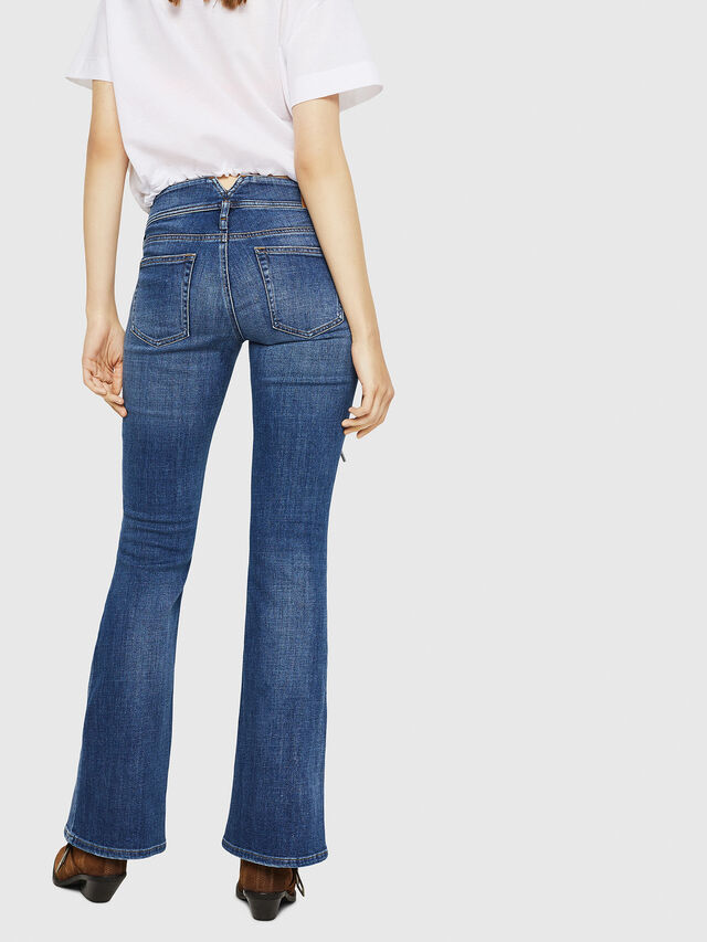 Diesel - D-Clayre 082AD, Medium blue - Jeans - Image 2