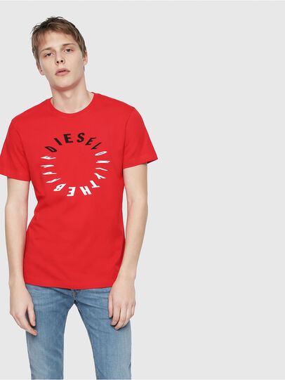 Diesel - T-DIEGO-Y2,  - T-Shirts - Image 1