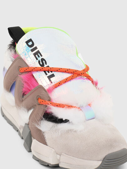 Diesel - S-PADOLA SP, White - Sneakers - Image 5