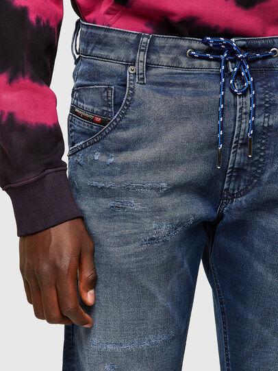 Diesel - Krooley JoggJeans® 069SL, Dark Blue - Jeans - Image 3