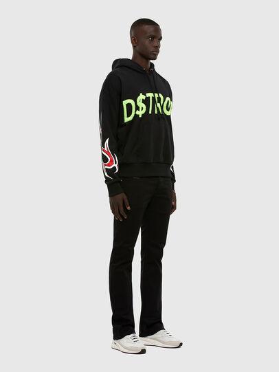 Diesel - Zatiny 0688H, Black/Dark grey - Jeans - Image 5