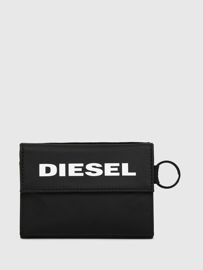 Diesel - YOSHI, Black - Small Wallets - Image 1