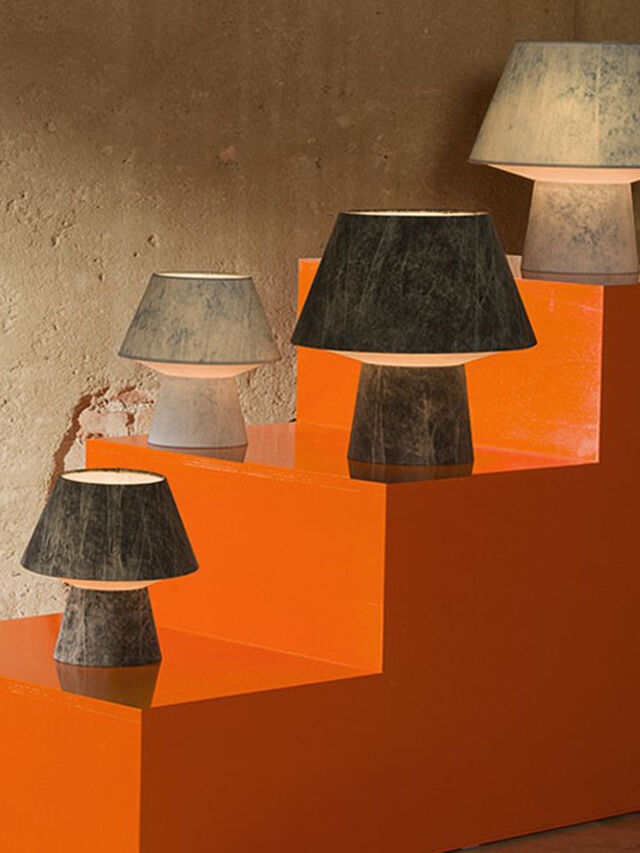 Living SOFT POWER PICCOLA, Black - Table Lighting - Image 3