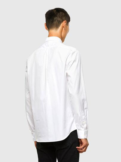 Diesel - S-WEIR, White - Shirts - Image 2