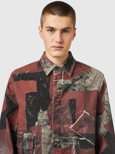 Diesel - D-CORU-SP JOGGJEANS, Black/Brown - Denim Shirts - Image 3