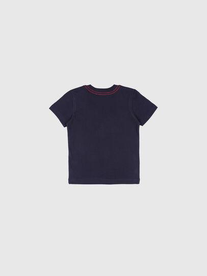 Diesel - TOQUEB MC-R, Black - T-shirts and Tops - Image 2
