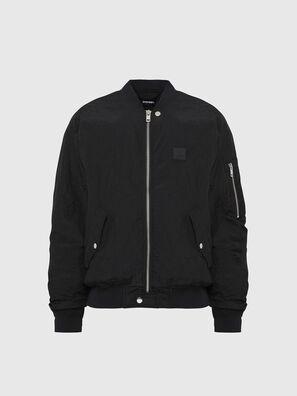 J-DUST-KA, Black - Jackets