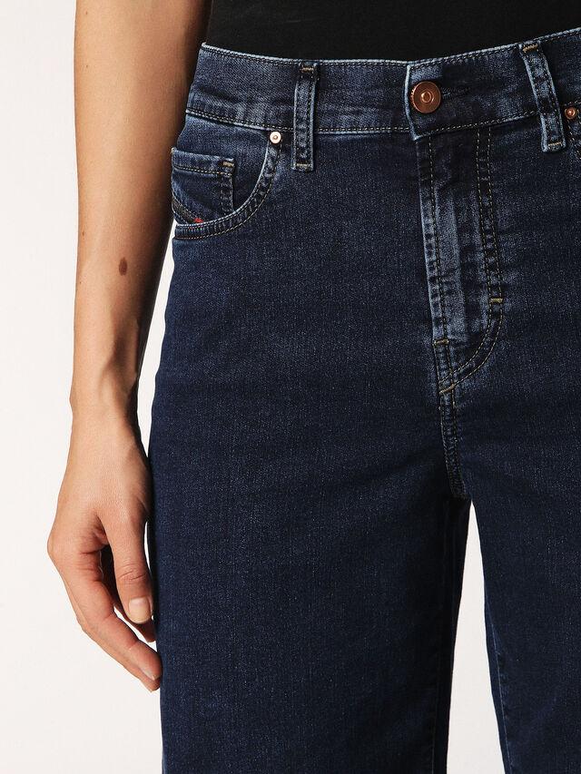 WIDEE JOGGJEANS 0686X, Blue jeans
