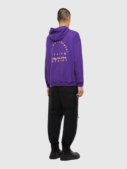 Diesel - S-UMMERZI, Violet - Sweaters - Image 5