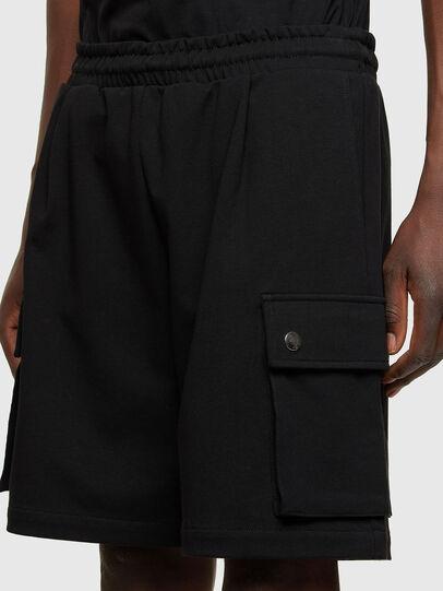 Diesel - P-PRONE, Black - Shorts - Image 3
