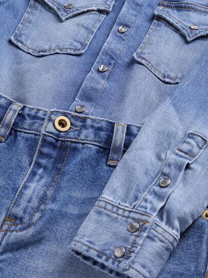 Diesel - DEDESYP, Blue Jeans - Dresses - Image 3