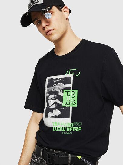 Diesel - T-JUST-Y21,  - T-Shirts - Image 4
