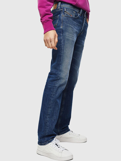 Diesel - Larkee 0096E, Medium blue - Jeans - Image 6