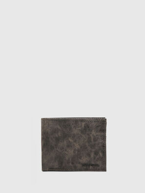 HIRESH S, Green/Grey - Small Wallets