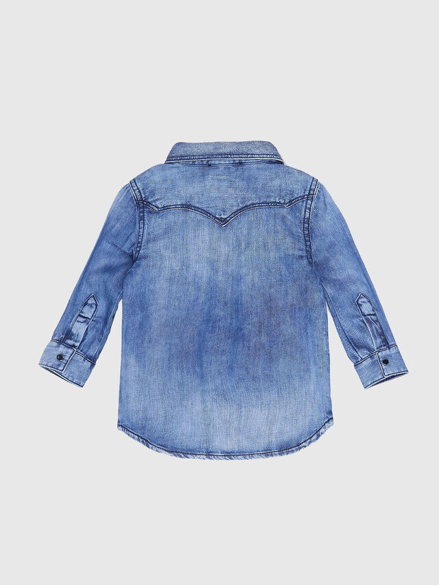 Diesel - CITROB, Blue Jeans - Shirts - Image 2