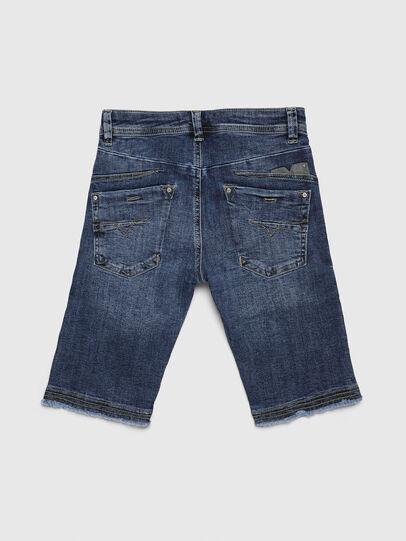 Diesel - DARRON-R-J SH-N, Medium blue - Shorts - Image 2
