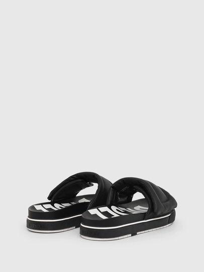 Diesel - SA-GRAND VS, Black - Sandals - Image 3