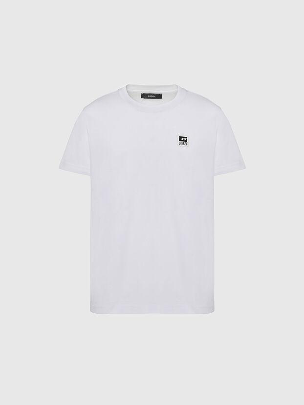 T-DIEGOS-K30, White - T-Shirts