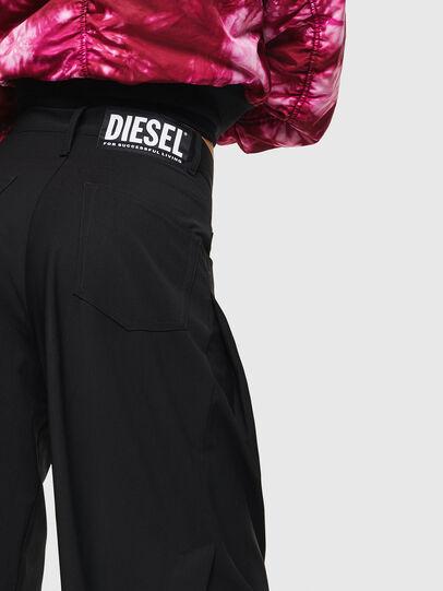 Diesel - P-ADENY, Black - Pants - Image 3