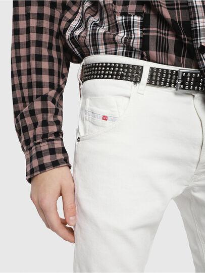 Diesel - Krooley JoggJeans 088AZ, White - Jeans - Image 3