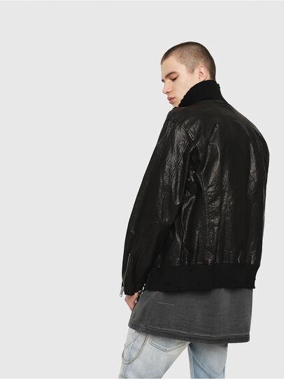 Diesel - L-LYSSEN,  - Leather jackets - Image 2
