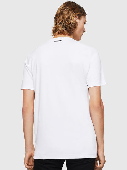 Diesel - TY-X1, White - T-Shirts - Image 2
