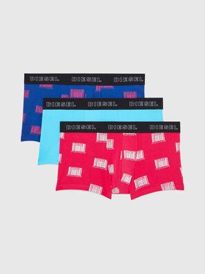 UMBX-DAMIENTHREEPACK, Hot pink - Trunks