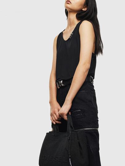Diesel - SANBONNY M, Black - Bags - Image 7