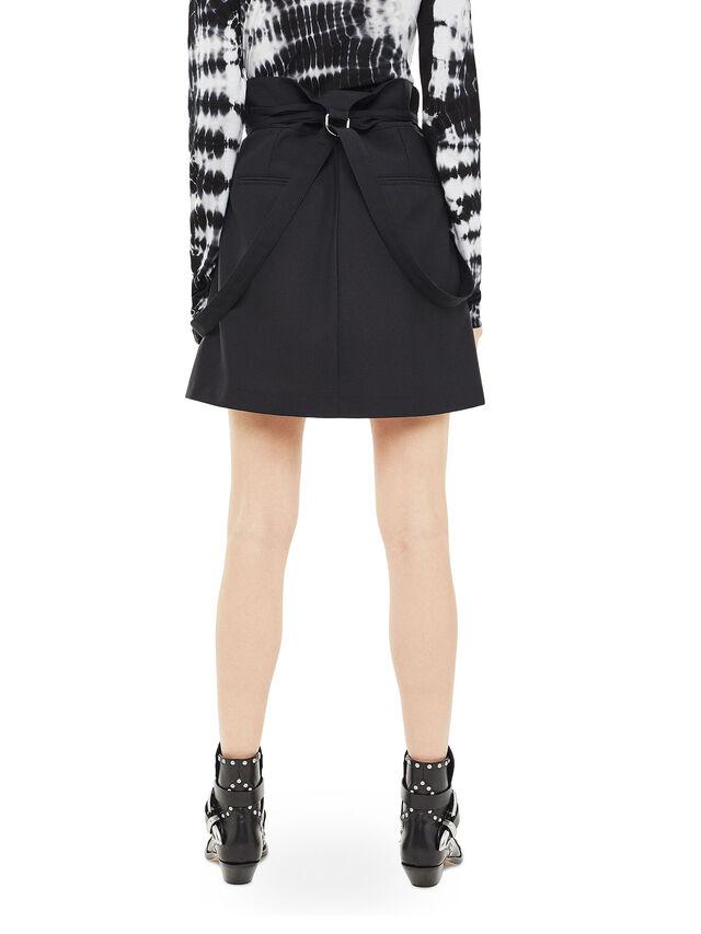 Diesel - OPHELIA, Black - Skirts - Image 2