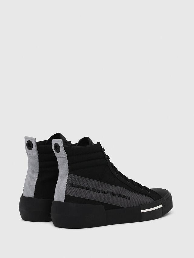 Diesel - S-DESE MC, Black/Grey - Sneakers - Image 3