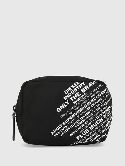 Diesel - KUBELT, Black - Bags - Image 1