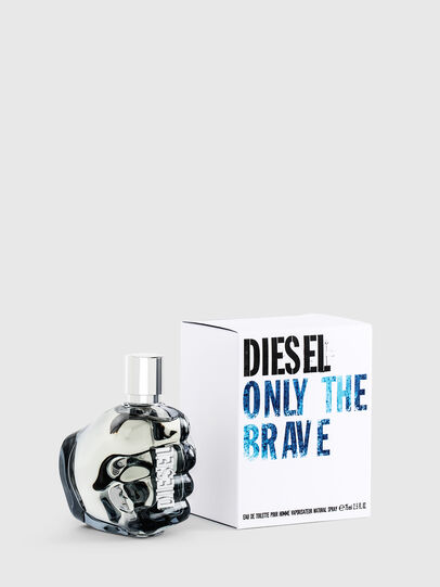 Diesel - ONLY THE BRAVE 75ML , White - Only The Brave - Image 1