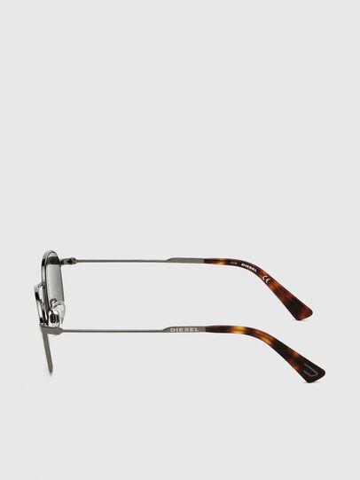 Diesel - DL0307, Grey - Sunglasses - Image 3