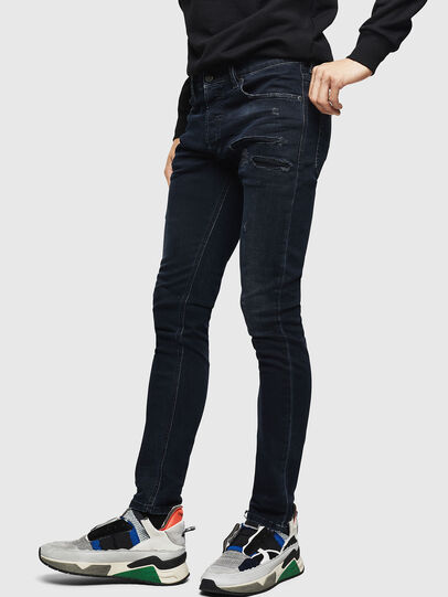Diesel - Tepphar 069GM, Black/Dark grey - Jeans - Image 4