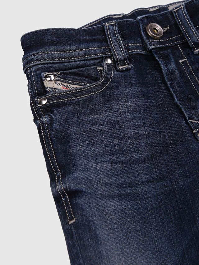 Diesel - SLEENKER-B-N, Blue Jeans - Jeans - Image 4