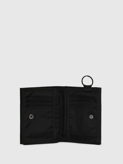 Diesel - YOSHI, Black - Small Wallets - Image 3