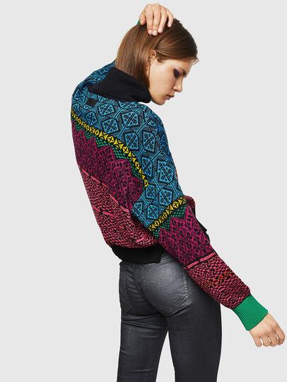 Diesel - M-CV-NORV, Multicolor - Knitwear - Image 4
