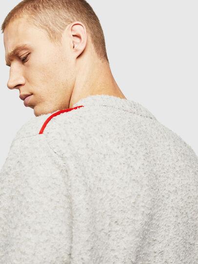 Diesel - K-CASY, Light Grey - Knitwear - Image 3