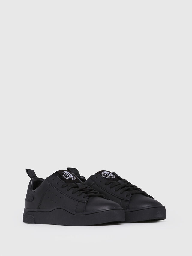 Diesel - S-CLEVER LOW W, Black - Sneakers - Image 2