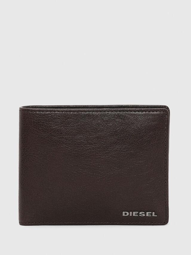 Diesel - HIRESH, Brown - Small Wallets - Image 1