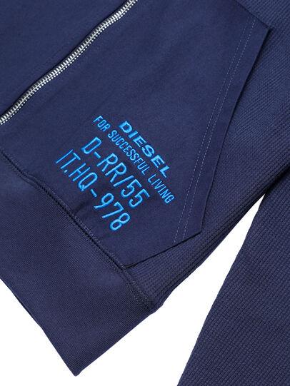 Diesel - UMLT-BRIANZ-W, Blue - Sweaters - Image 3
