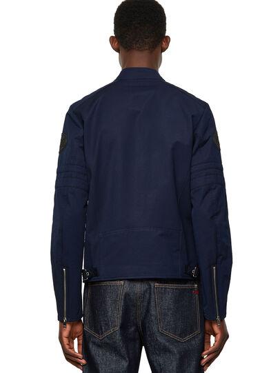 Diesel - J-GLORY, Dark Blue - Jackets - Image 2