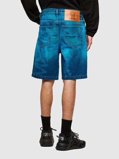 Diesel - D-MACS-SHORT-SP, Blue - Shorts - Image 2
