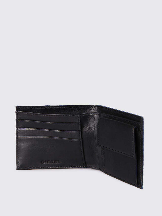 Diesel - HIRESH S, Blue Jeans - Small Wallets - Image 3