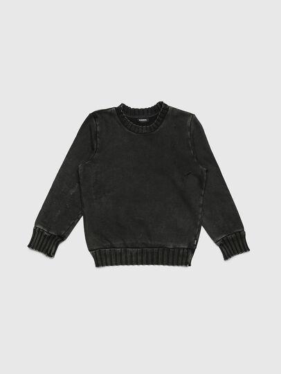 Diesel - SBAYZJ, Black - Sweaters - Image 1
