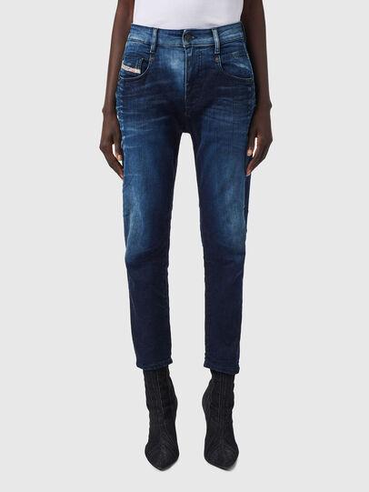 Diesel - Fayza JoggJeans® 069XX, Dark Blue - Jeans - Image 1